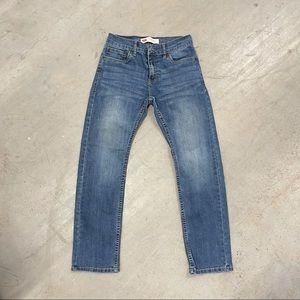 Levis 511 slim fit women's jeans stretch 27 waist